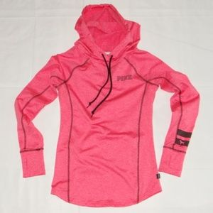 PINK Victoria's Secret Long Sleeve WorkOut Hoodie